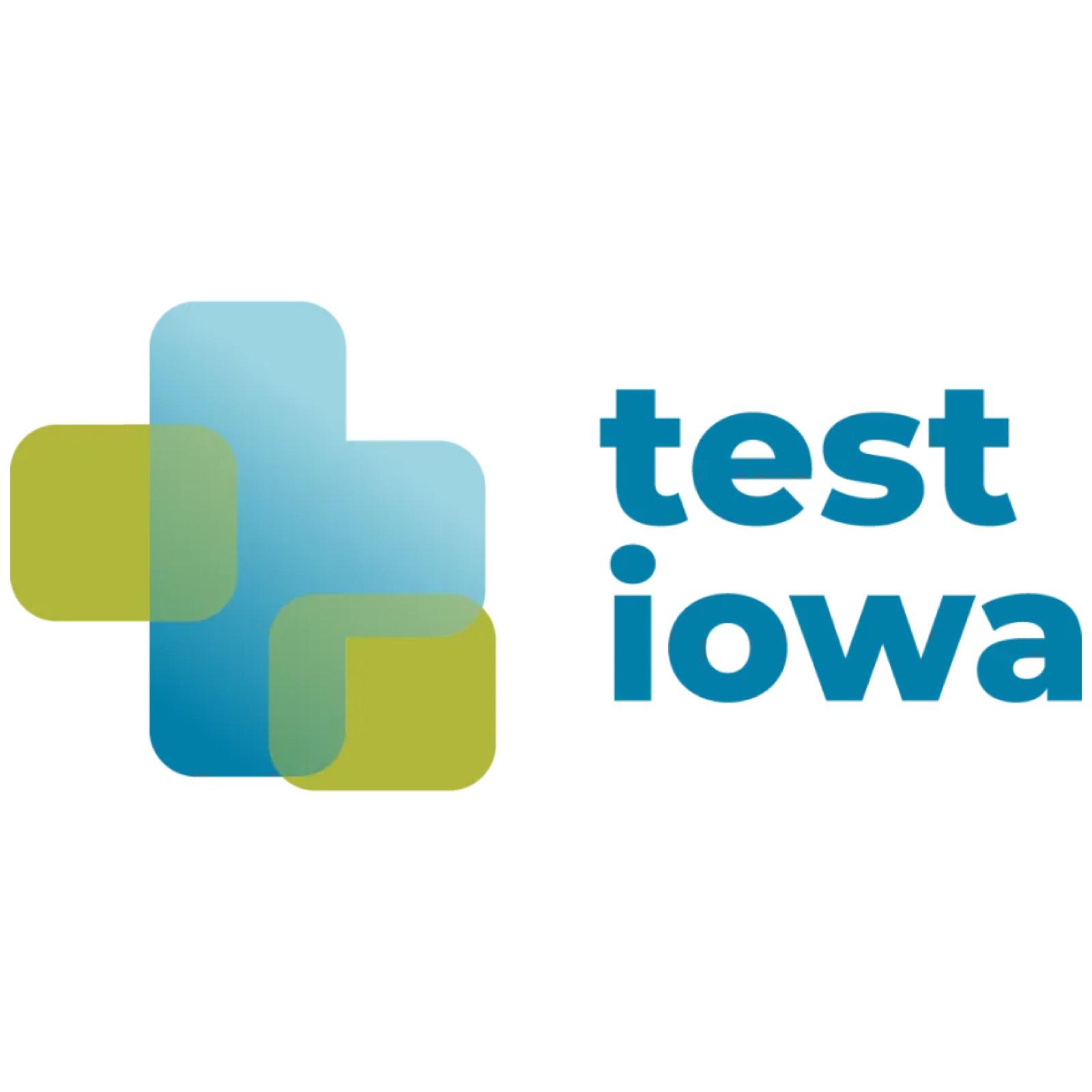 Test Iowa logo